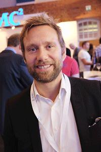 Jens Lidholm, Accenture