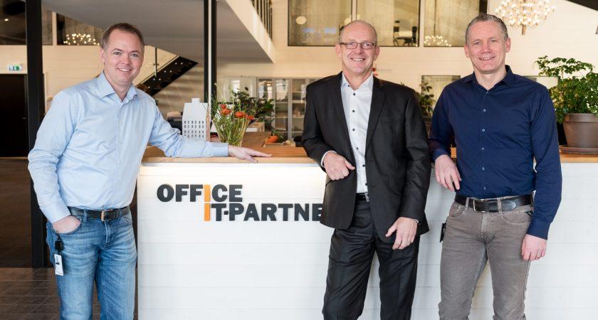 Office IT-Partner öppnar nytt kontor i Stockholm-Kista