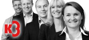 Svenska K3 Nordic AB – Europas bästa Cloud Partner 1