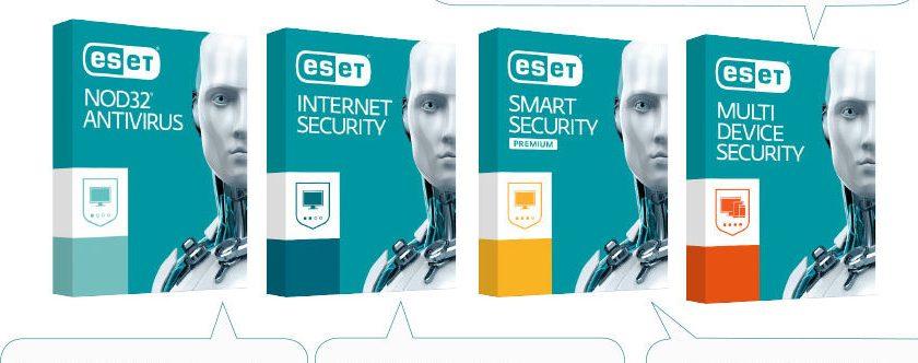 ESET släpper två nya säkerhetsprodukter för konsumenter