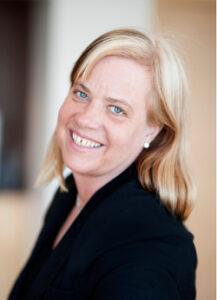 Lena Gulliksen, SEC Datacom i Sverige.