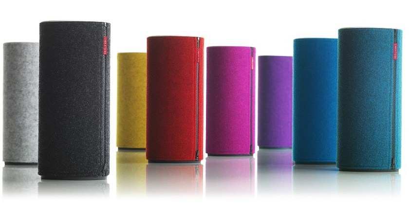 Libratone lanserar ZIPP-högtalare i sommarfärgerna pastellblå och nude