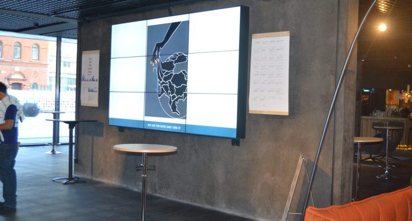 Malmö Live kommunicerar framgångsrikt med Digital Signage