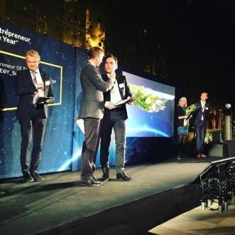 Snow Software prisades i Stockholm