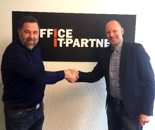 Office IT-Partner satsar på molnlicenser med hjälp av Tech Data