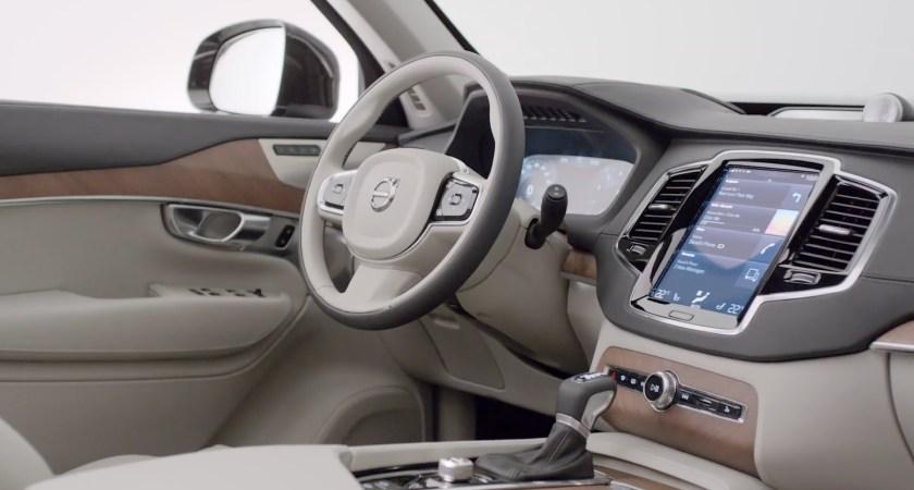 De ligger bakom ljudsystemet i Volvo XC90