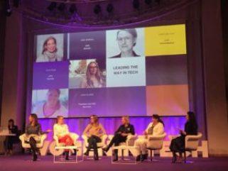 """Women in Tech """"WIT"""" 2017- ett fullbokat event och IT-Kanalen var där 1"""