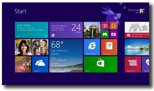 Små förhoppningar på Windows 8.1