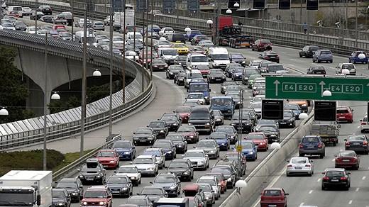 Big Data är nyckeln till smartare trafik