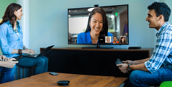 Chromebox for videoconferencing