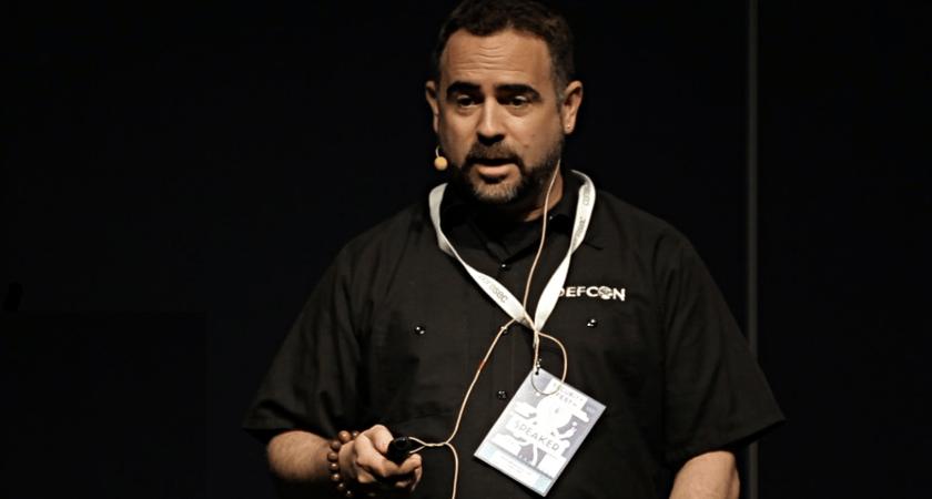 IT-säkerhetsskribenten Dave Lewis på Akamai besökte Stockholm