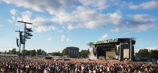JBL Charge 3 – perfekt till sommarens festivaler