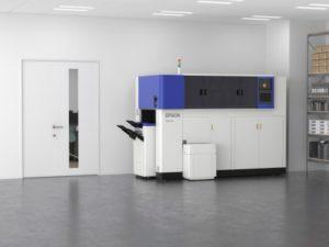 Världens första kontorssystem för torr pappersframställning kommer till Europa 1