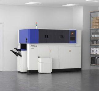 Världens första kontorssystem för torr pappersframställning kommer till Europa