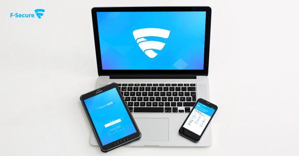 F-Secure förenklar säkerheten för dig, din familj och dina vänner