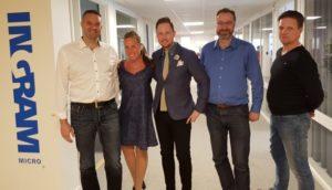 Ingram Micro blir svensk distributionspartner till Dell EMC 1
