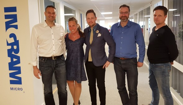 Ingram Micro blir svensk distributionspartner till Dell EMC