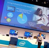 """Intel: """"Vi ska nå en försäljning på 40 miljoner Intel-plattor"""""""