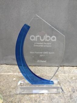 Svenska IT-Total – Norra Europas bästa Aruba Networks partner