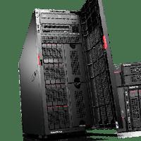 Lenovo-servrar på väg ut i kanalen