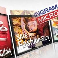 LG ska hjälpa Ingram Micro växa snabbare inom digital skyltning