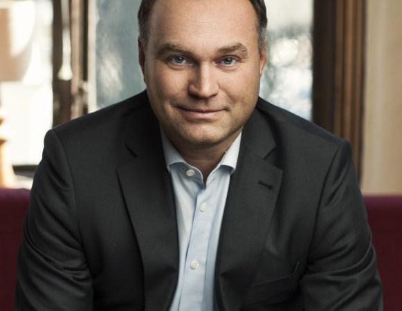 Magnus Khysing ny Nordenchef för SAP-bolaget Concur
