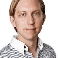 Mark Hammarberg, försäljningschef data Elgiganten.