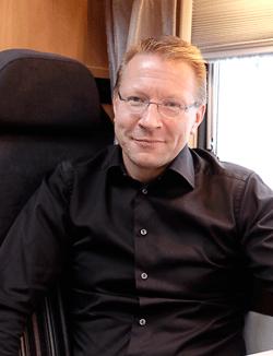 Mats Oretorp, sverigechef EMC.