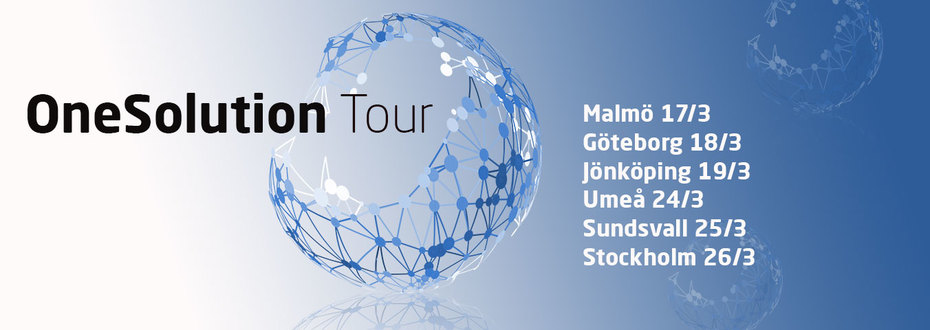 One Solution Tour 1