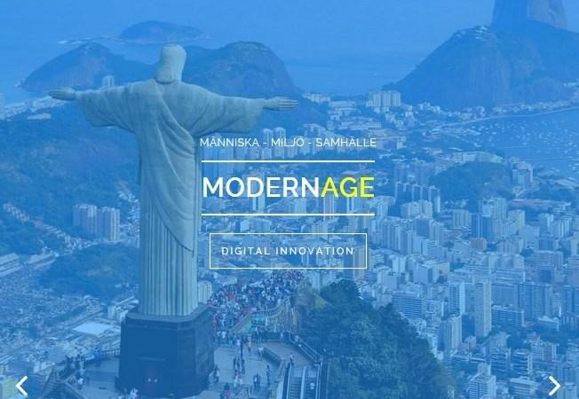 Digitalisering av Rio de Janeiro inför, under och efter OS