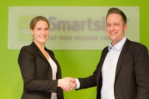 Smartsign satsar – får ny medarbetare i Norge