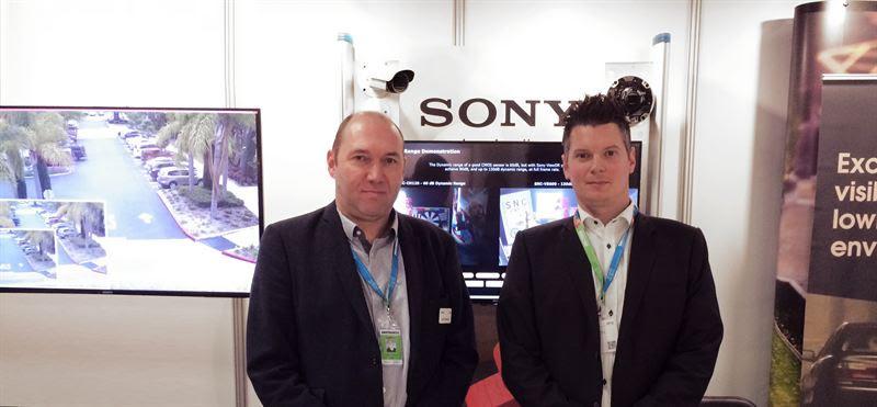 Sony-veteran återvänder till videosäkerhet