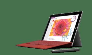 surface 3 tablet pen