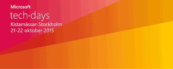 Microsoft TechDays 2015 1