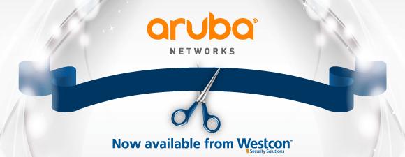 Aruba Networks launch