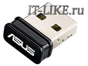 Penyesuai USB Wi-Fi