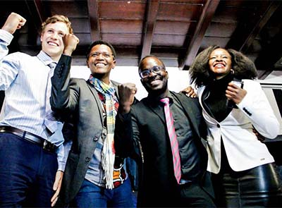 #Hack.Jozi winners solve real issues