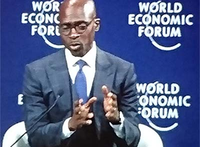 Gigaba woos global investors