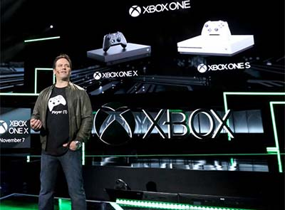 New Xbox is 40% more powerful