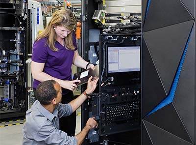 IBM repositions the mainframe