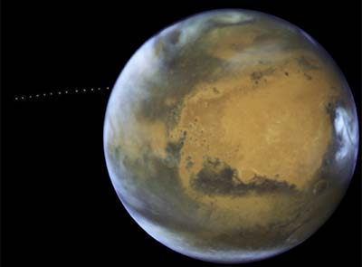 Hubble picks up smallest moon