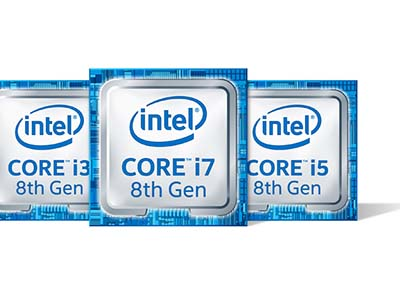 More power with Intel 8th Gen