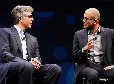 Microsoft, SAP in joint cloud deal