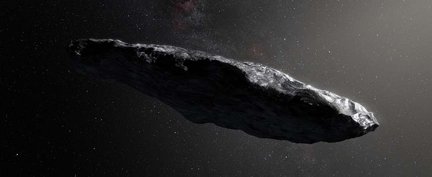 Lessons learnt from an interstellar visitor