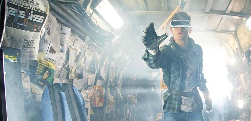 Haptics in Ready Player One: fact or fiction?