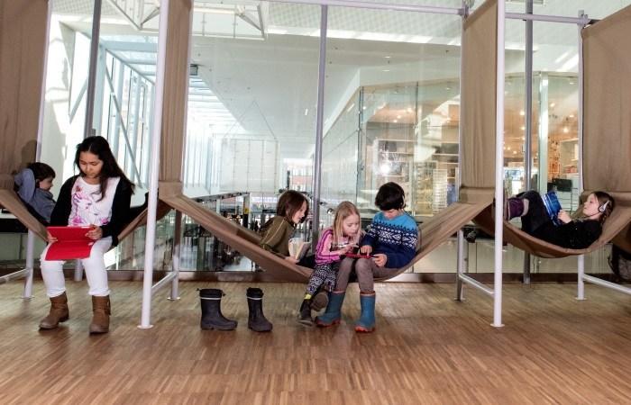En miljon utlånade e-böcker från Stockholms stadsbibliotek