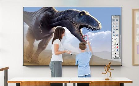 Epsons interaktiva projektorer finns nu med programvaran SMART Notebook över hela världen