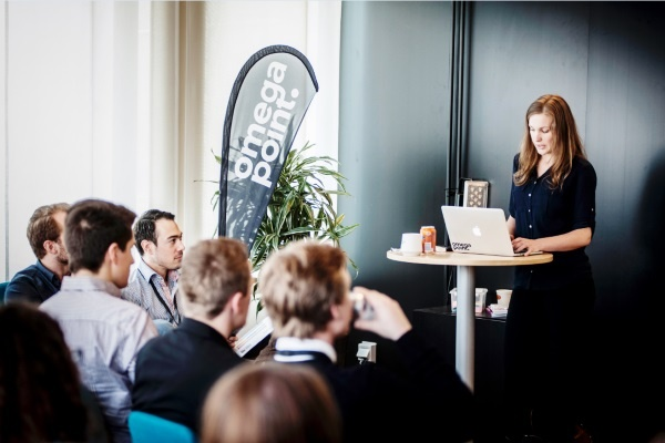 Omegapoints Studentkonferens lockar IT-studenter från hela Sverige