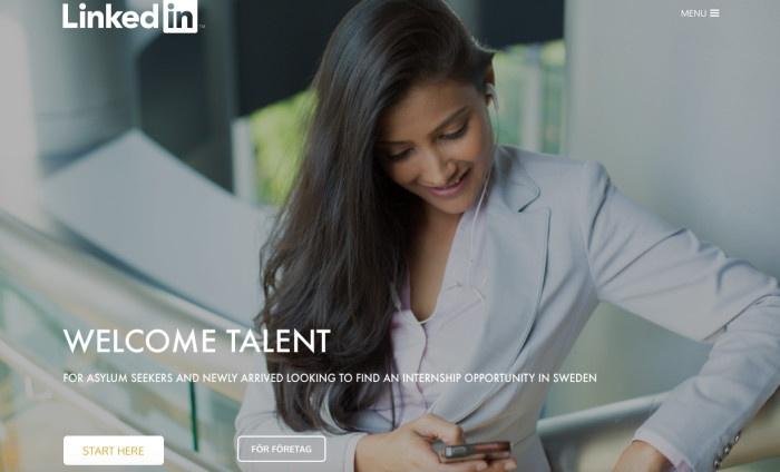 Microsoft erbjuder nyanlända praktik i Sverige genom initiativet #WelcomeTalent