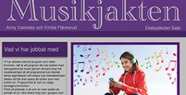 Elevernas musikforskning ger biljett till Nobelprisutdelningen 